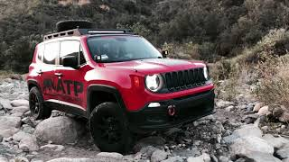 American Trail Products Jeep Renegade / Compass 4.0 Lift Kit