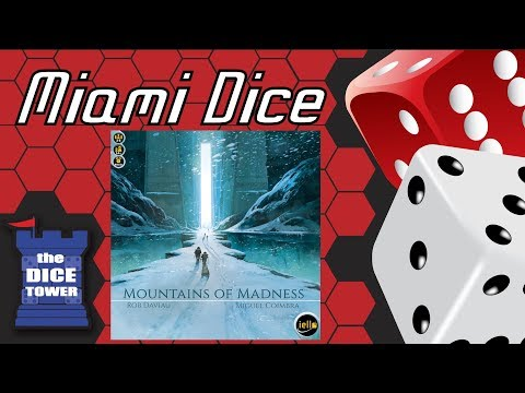 Miami Dice: Mountains of Madness