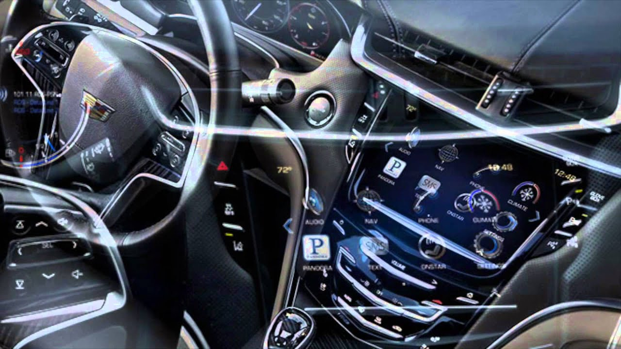2016 Cadillac XTS Interior in San Antonio