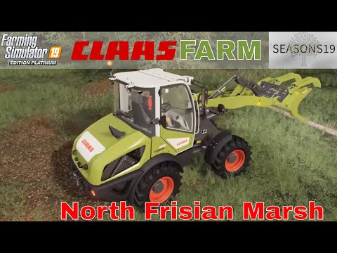 Claas Farm and Brewery Episode 2 | Farming Simulator 19 | Platinum Expansion Claas Pack DLC