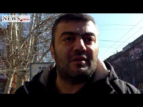 Opinions About Resignation of Armenia Prime Minister