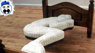 15 Beds That Really Shouldn't Exist
