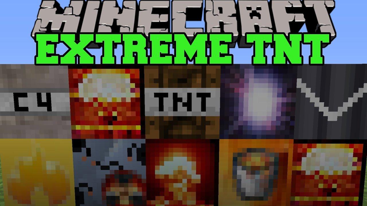 Crafting A Minecraft Bomb