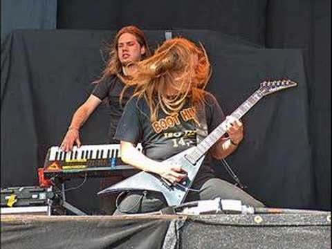 Sinergy solos by Alexi Laiho and Roope Latvala