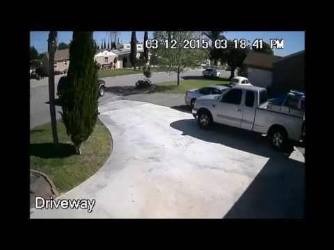 UPS & USPS Package Thief in Garden Grove