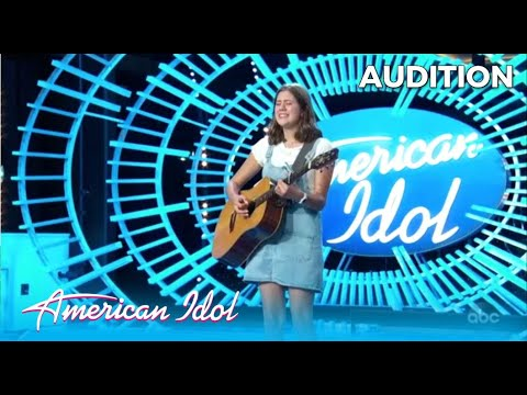 Camryn Leigh Smith: The Judges Did NOT Expect This Voice from Shy Girl  @American Idol 2020