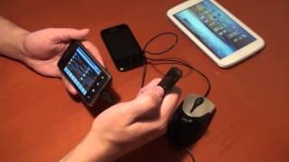 OTG кабель или что можно подключить к телефону(Немного теории об OTG и подключение мышки и флешки к двум дешевым телефонам. Планшеты и телефоны должны подде..., 2013-04-12T11:08:36.000Z)