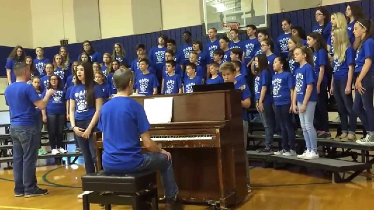 Dallastown Area Middle School Concert Choir - Somewhere ...