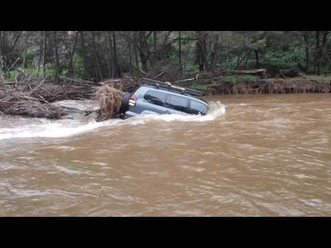 Dangers of a river crossing