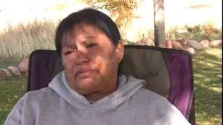 Unarmed Paiute indigenous man innocent of all crimes killed by white cop in 10 seconds