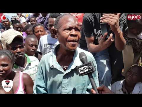 Gumzo lingine la mti uliogoma kukatwa, Mwanza