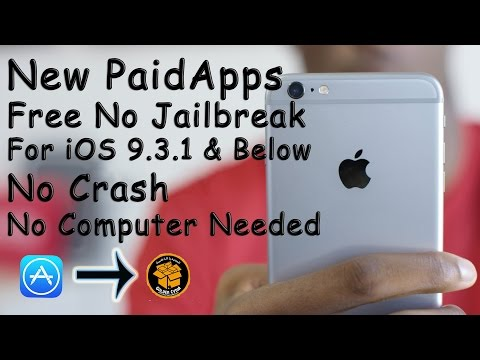 New How To Download Paid Apps Free On iOS 9.3.1 No Jailbreak, No Crash Via Golden Cydia On iPhone