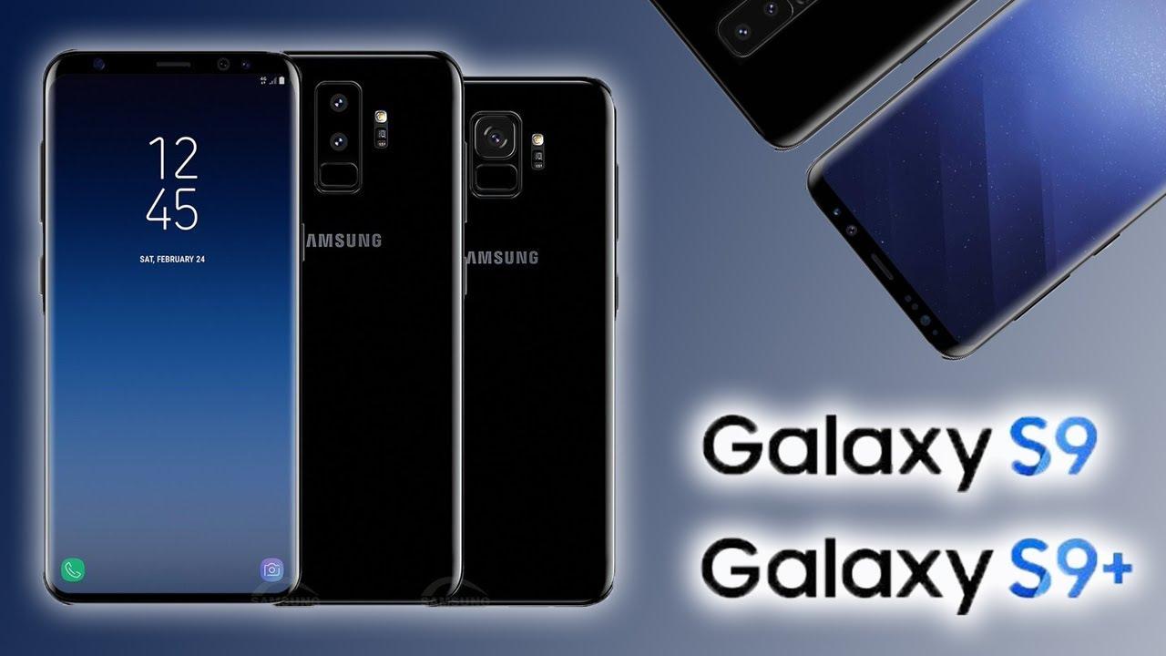 samsung galaxy s9 s9 design fiche technique date de sortie et prix youtube