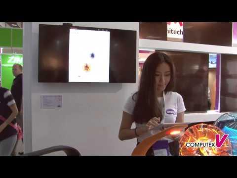 � COMPUTEX TAIPEI】BenQ - Smart Shopping Mall