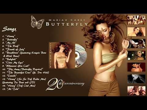 Mariah Carey~♥Butterfly♥~ [+ Bonus Tracks] [Special Edition] Full Album