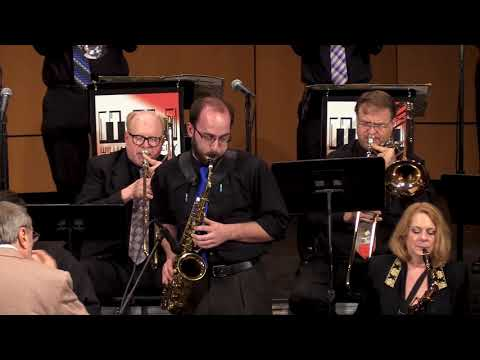 """""""God Bless The Child"""", John LaBarbera With The Williamsport City Jazz Orchestra"""