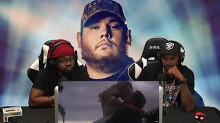 Luke Combs - Forever After All (Reaction)