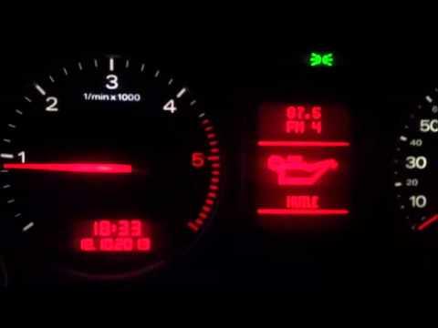 Eroare Ulei Audi A4 Youtube