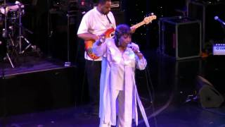 "Denise LaSalle and Black Ice LRBC 2011 ""Give Me Yo"