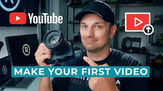 How to make YouTube videos: Make your first video