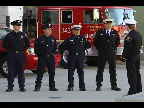 Fire Station 143 Opens for Business