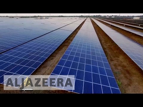 India Now Has World's Largest Solar Plant, Which Can Power 150,000 Homes