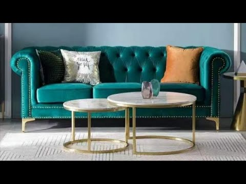 Luxury Furniture & Sofa 2020 With Crypto Currency Payment One Coin !