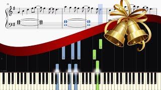 Bob Dylan - Must Be Santa - Piano Tutorial + SHEETS