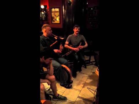 Celtic Knot Bagpipes - Gus and Friends Session