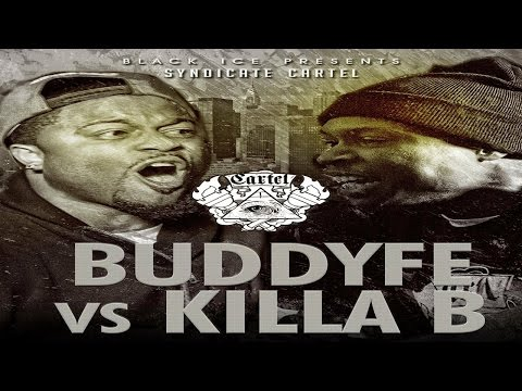 KILLA B VS BUDDYFE // THE FORMAT VOL2 // BLACK ICE CARTEL