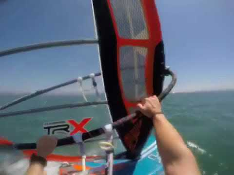 J st San Diego formula windsurfing