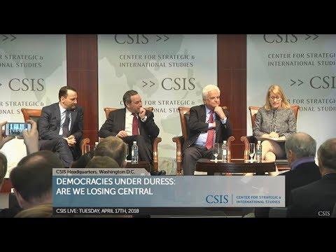 Democracies Under Duress: Are We Losing Central Europe?