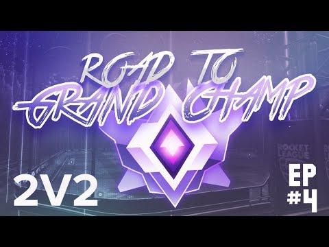 1 RANK AWAY   Road To Grand Champ 2v2 (Season 2, Ep. 4)
