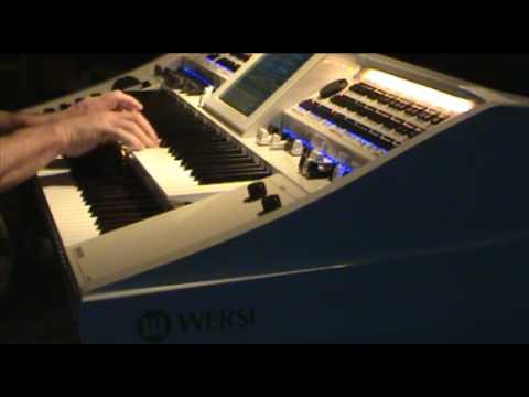 A Bert Kaempfert Medley on Wersi Scala