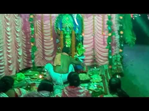 Indian KALI PUJA: Bengal :kalyani gayeshpur .