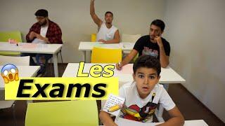 LES EXAMS  - FAHD EL