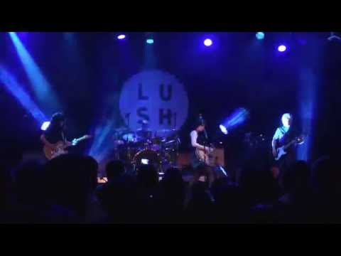 LUSH LIVE WILLIAMSBURG BROOKLYN NOTHINGS NATURAL 2016