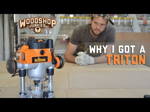 Why I Got A Triton Router - Dual Mode Router Review