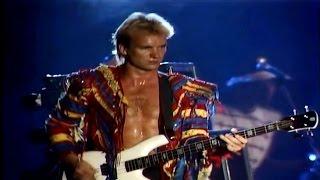 The Police ~ De do do do, De da da da ~ Synchronicity Concert [1983]
