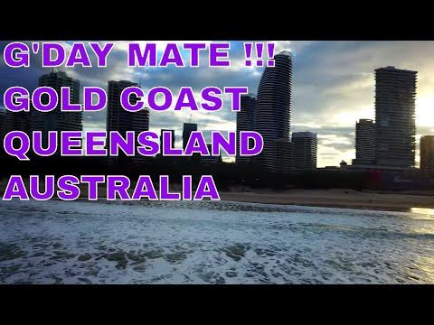 Broadbeach, GoldCoast, Queensland, Australia