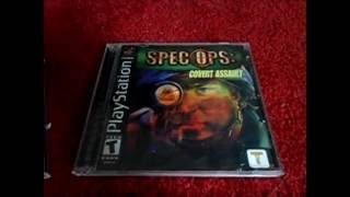 """Spec Ops: Ranger Elite""/""Covert Assault"" (PS1) Review"