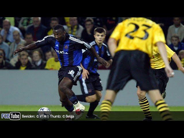 2003-2004 - Champions League - 02. 3de Voorronde - Borussia Dortmund - Club Brugge 2-1 (pen. 2-4)