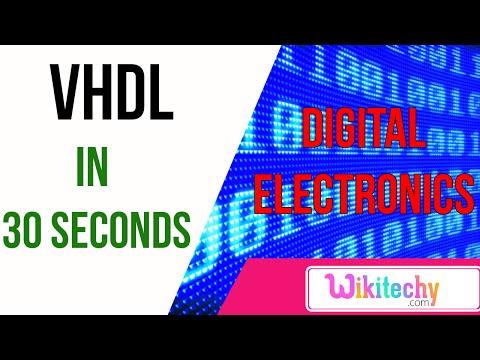 VHDL | digital electronics interview questions | wikitechy.com