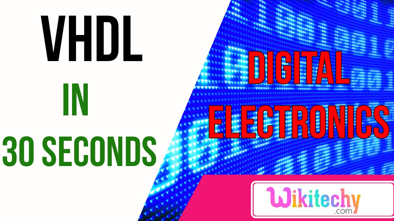 vhdl digital electronics interview questions wikitechy com vhdl digital electronics interview questions wikitechy com