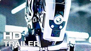 ДИТЯ РОБОТА Русский Трейлер #1 (2019) Хилари Суэнк, Роуз Бирн Sci-Fi Movie HD