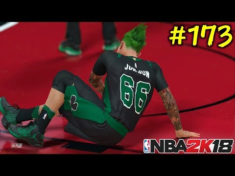 【NBA 2K18】#173 仲間を信じてアシストを量産!勝ってリーチか2連敗で振り出しか!?【マイキャリア】