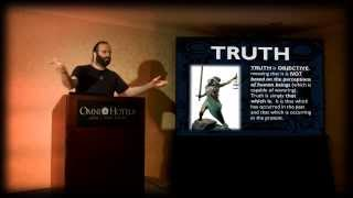 Truth vs. Perception | Truth Is Objective | Perception Is NOT Reality