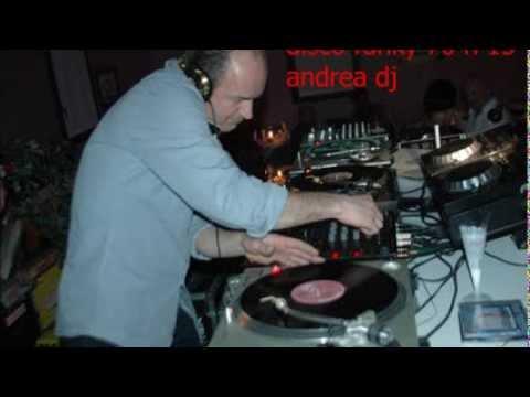 DISCO FUNKY 70 N. 15 ANDREA DJ