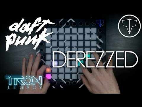 Daft Punk - Derezzed // Launchpad Cover