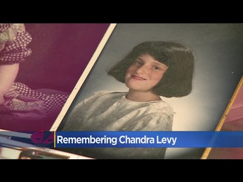 16 Years Later, Chandra Levy's Mother Turns To Art To Cope With Daughter's Murder